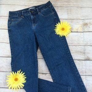 Bandolino Blu Mandie Jeans Size 8